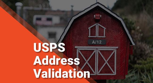 USPS and UPS Address Validation
