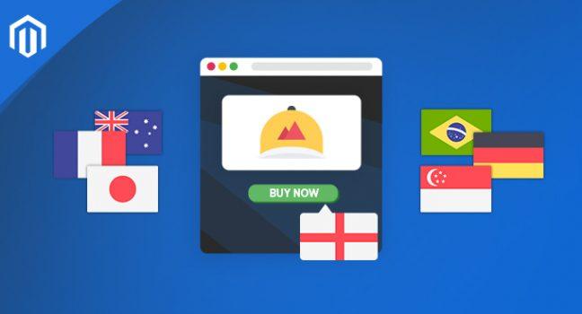 What are the benefits of E-commerce having Magento 2 Multi-Language Setup?
