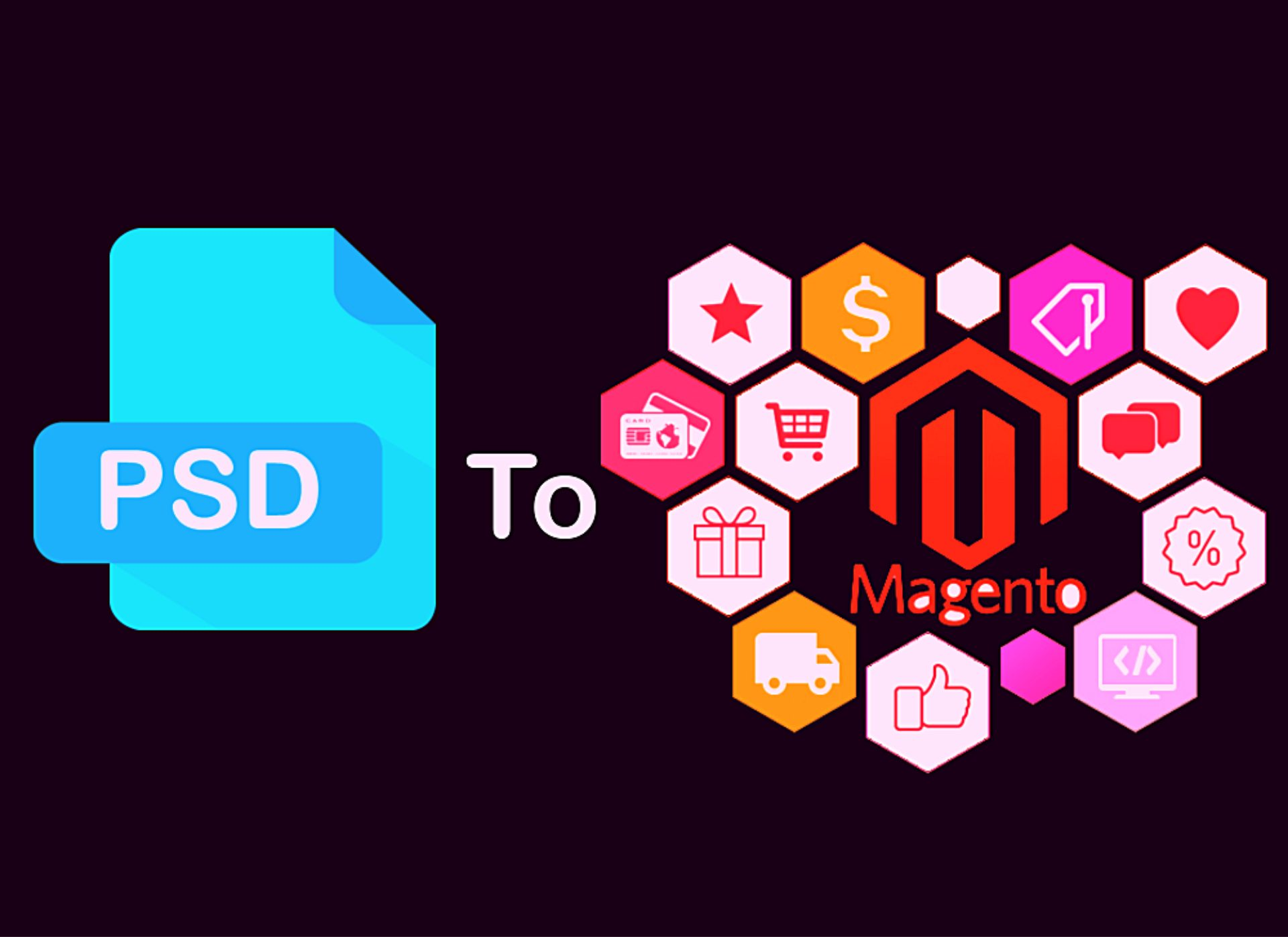 PSD to Magento 2 Theme Conversion