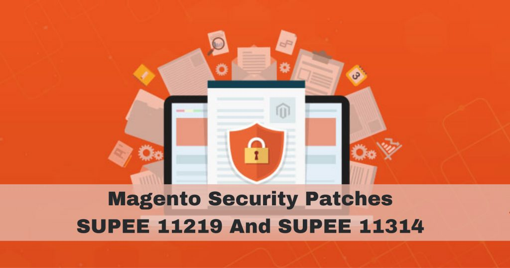 Install the Magento Security Patches SUPEE 11219 & SUPEE 11314
