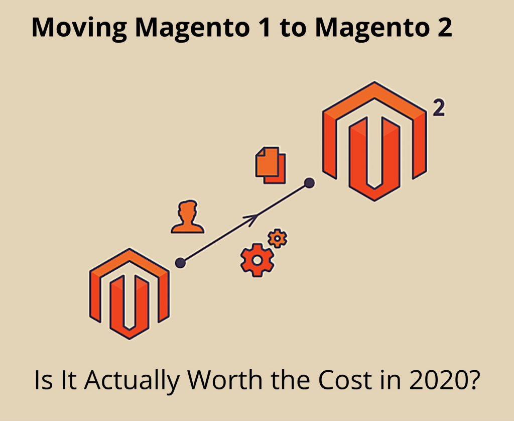Moving Magento 1 to Magento 2