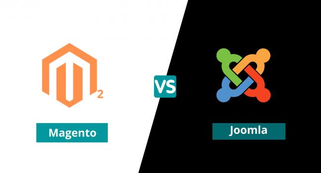 Magento 2 vs Joomla