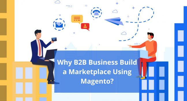 Why Should a B2B Business Build a Marketplace Using Magento?