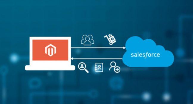 Magento 2 Salesforce Integration Services