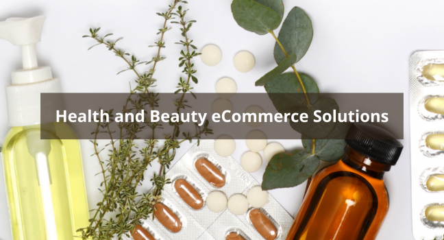 Health and Beauty eCommerce Solutions